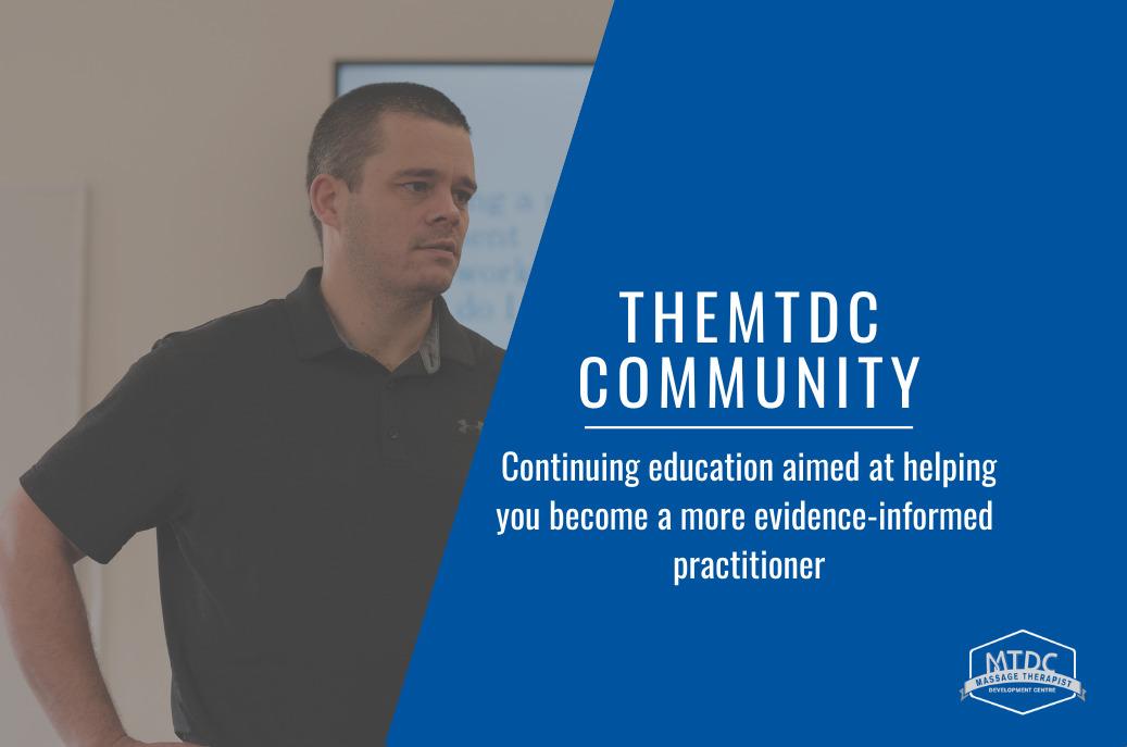 theMTDC Community Membership