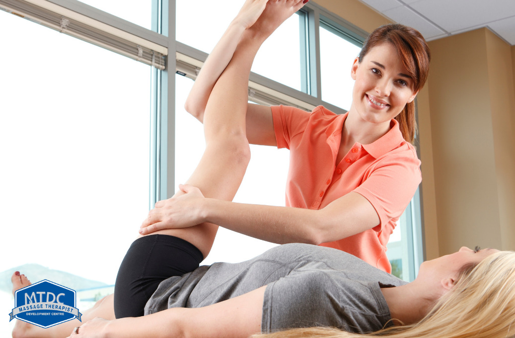 Massage Therapist Hip Assessment