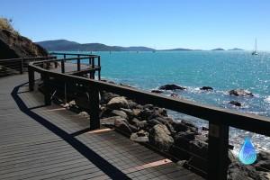 Walk to work in Australia